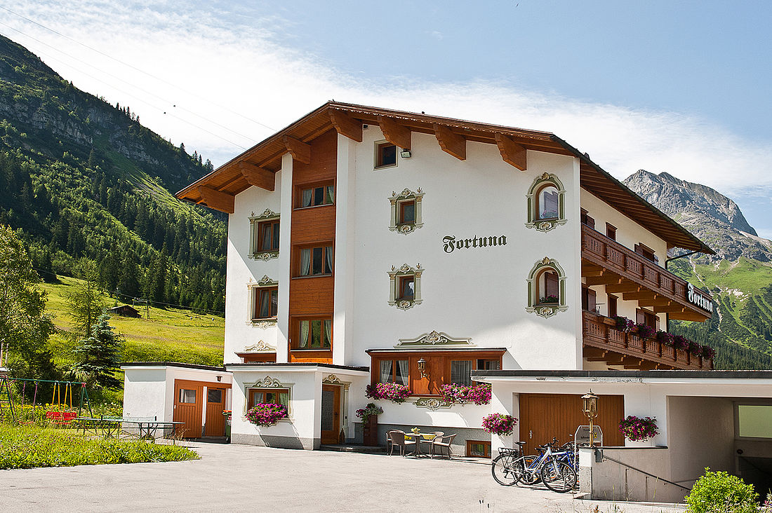 Welcome to Pension Fortuna in Lech am Arlberg 4a8c600e359